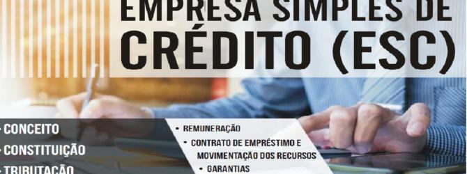 ESC – EMPRESA SIMPLES DE CÉDITO