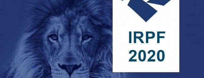 IRPF-2020 – Organize a       documentação!